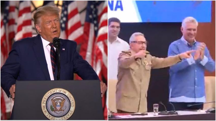 Estados Unidos expresa su apoyo al pueblo cubano, pero aclara no financiará a la dictadura