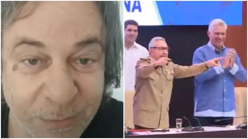 Director de cine cubano Eduardo del Llano se declara defensor de la dictadura en Cuba