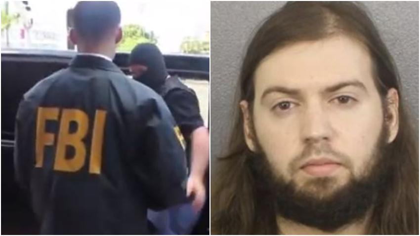 FBI arresta a un cubanoamericano del Sur de la Florida por ser un activista propagandístico de ISIS