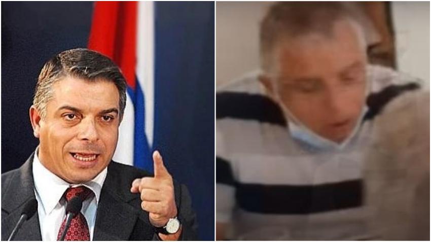 Captan a ex canciller cubano Felipe Pérez Roque disfrutando en hotel en Varadero