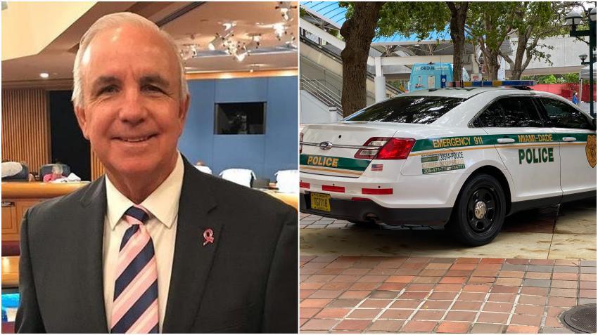 Alcalde de Miami-Dade echa atras orden de comenzar los desalojos