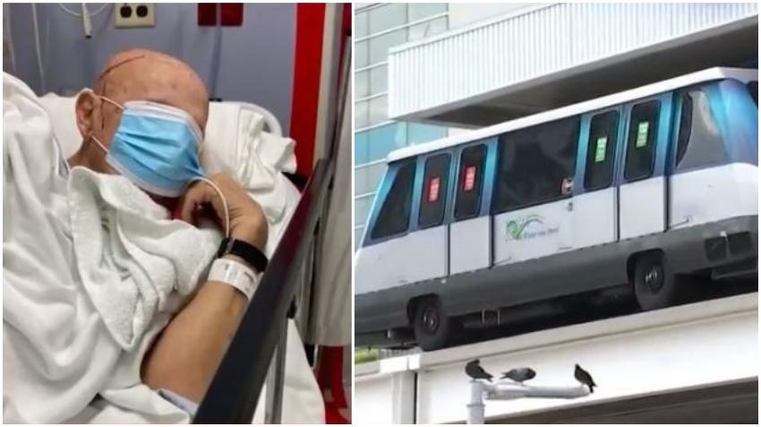 Familia de anciano atacado en el Metromover de Miami prepara demanda contra el condado y compañía de seguridad