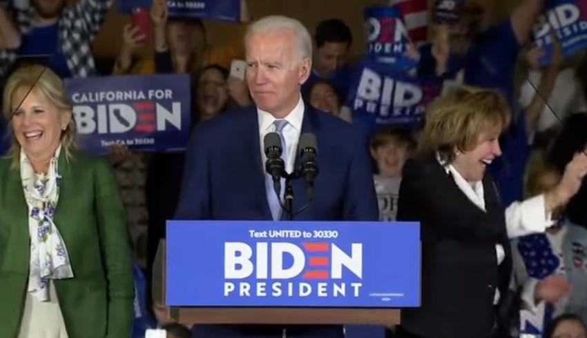 Candidato demócrata Joe Biden confiado de que va a ganar las elecciones