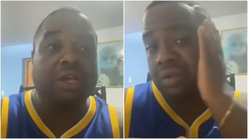 """Reguetonero cubano Jorge Junior insultado tras recibir una multa de 3 mil pesos en Cuba: """"Si tengo que pagar me pondré en contra de esto"""""""
