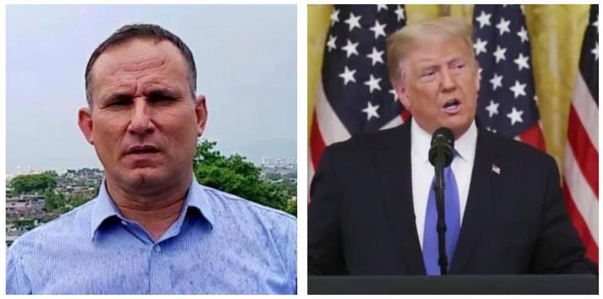 """José Daniel Ferrer agradece al presidente Trump """"su compromiso y solidaridad con la defensa de la libertad"""" en Cuba"""