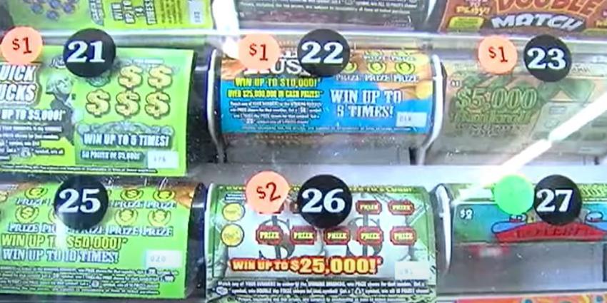 Hombre del sur de la Florida gana $2 millones con un raspadito de $10 dólares