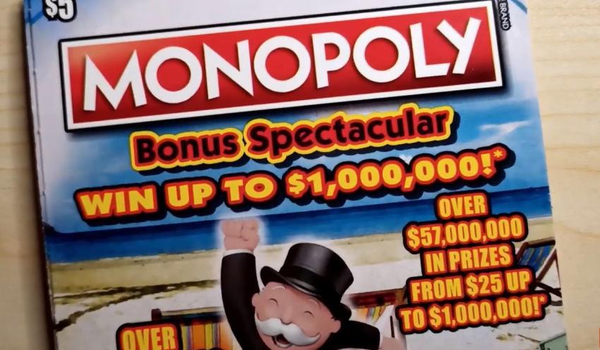 Mujer de Florida Central gana $1 millón con un raspadito de la lotería