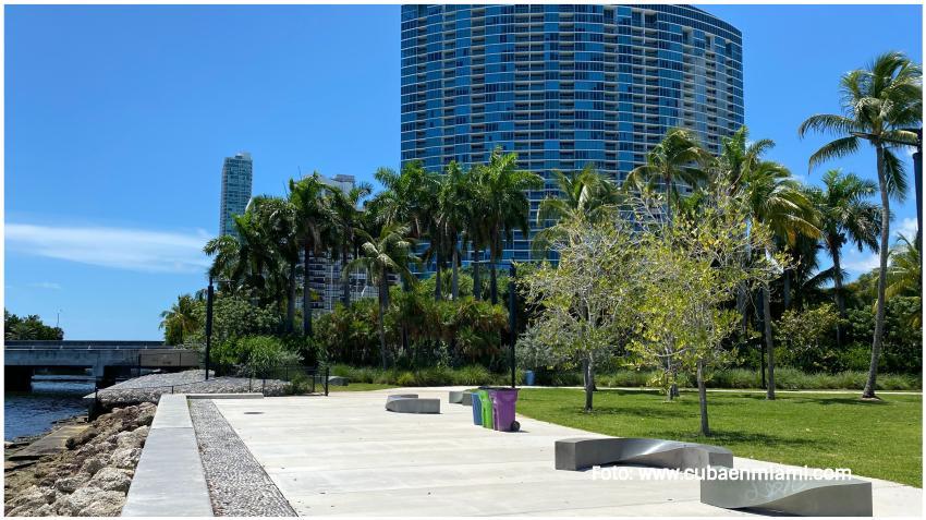 La ciudad de Miami abre hoy todos sus parques públicos