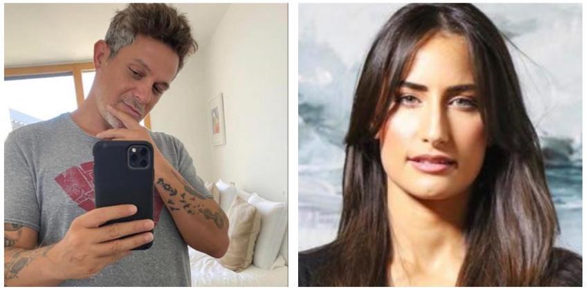 "Alejandro Sanz a su novia Rachel Valdés: ""Tu obra bella engrandece a Cuba"""