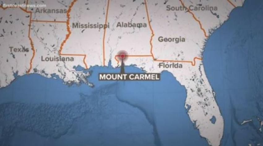 Reportan terremoto de magnitud 4.0 en el norte de Florida