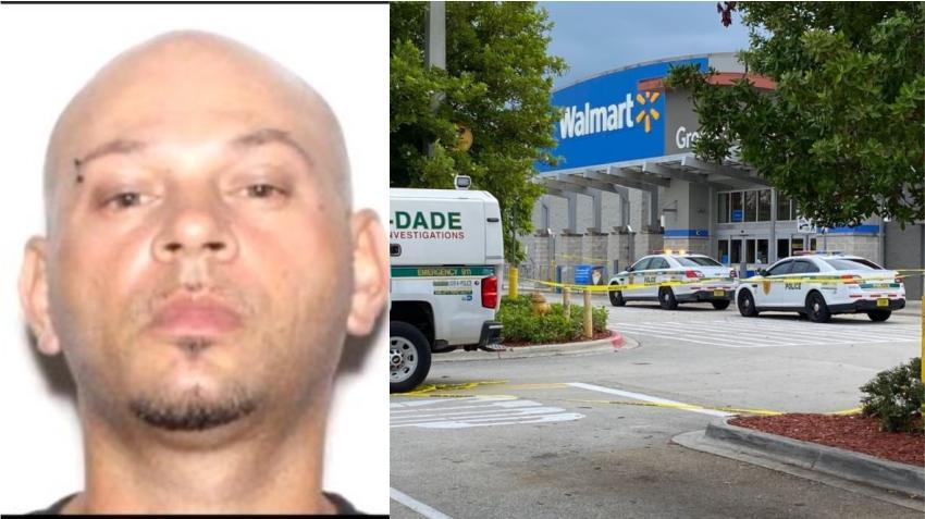 Identifican a hombre asesinado dentro de Walmart del suroeste de Miami Dade