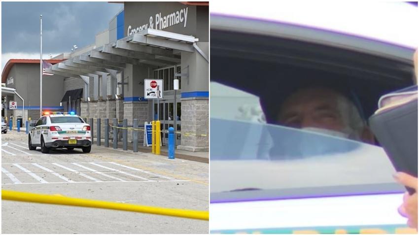 Altercado en Walmart en el que balearon a un hombre a muerte pudo haber sido por desacuerdo sobre el distanciamiento social