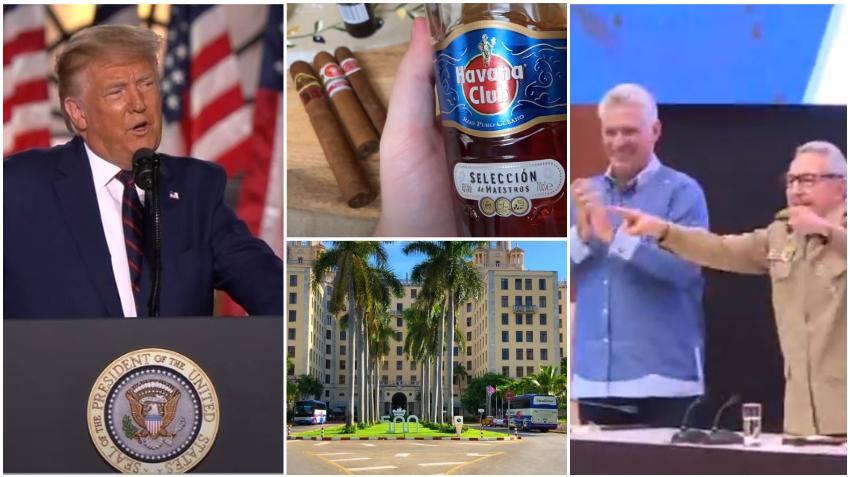 Estados Unidos aumenta las sanciones a Cuba