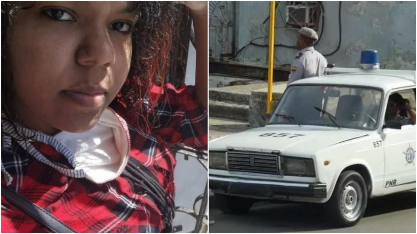 Youtuber cubana acusa a agentes de la policía en Cuba de desnudarla