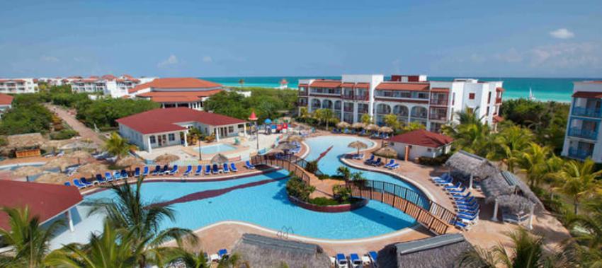 Comienzan a reabrir los hoteles de Blue Diamond en Cuba