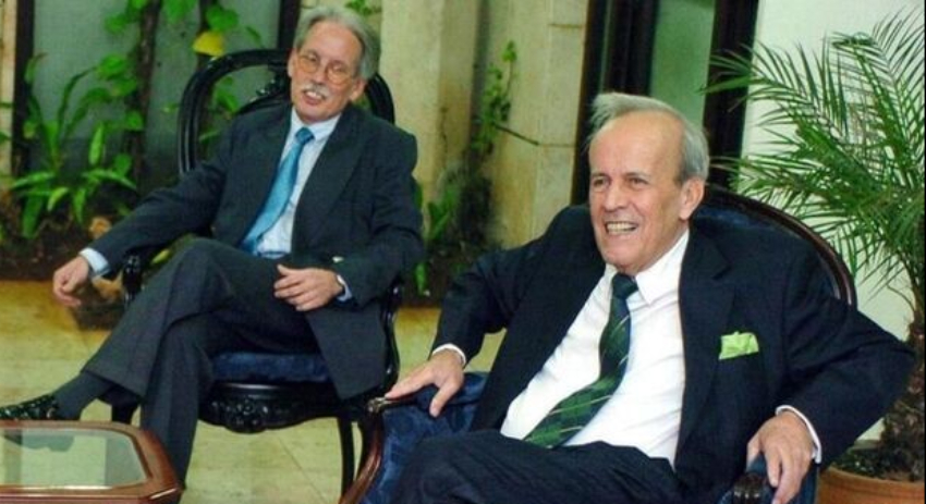 Agoniza en una prisión de la Isla, enfermo de cáncer, ex funcionario del régimen cubano acusado de espía