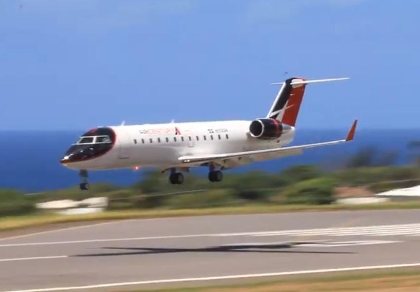 La aerolínea dominicana Air Century reanudaría sus vuelos a La Habana a partir del 3 de noviembre