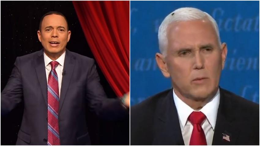 Humorista cubano Alexis Valdés responde a las críticas tras sus bromas por la mosca en la cabeza de Mike Pence