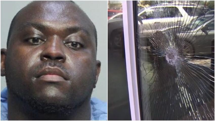 Hombre de Miami Gardens es arrestado por disparar en un restaurante tras desacuerdo por una máscara