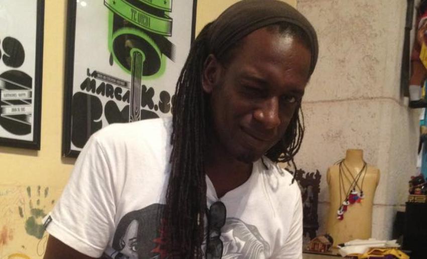 Presuntamente asesinado por su pareja en La Habana, el artista cubano David Pérez Laza