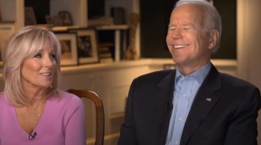 Joe Biden y su esposa dan negativos al Covid-19; confirma su doctor