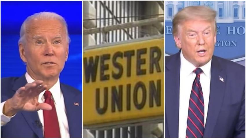 Campaña de Biden crítica a la administración Trump por las nuevas sanciones a las remesas a Cuba