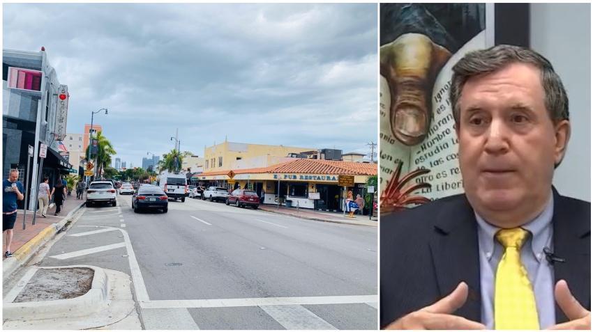 Comisionado Joe Carollo impulsa proyecto para llevar más zonas peatonales a la Pequeña Habana