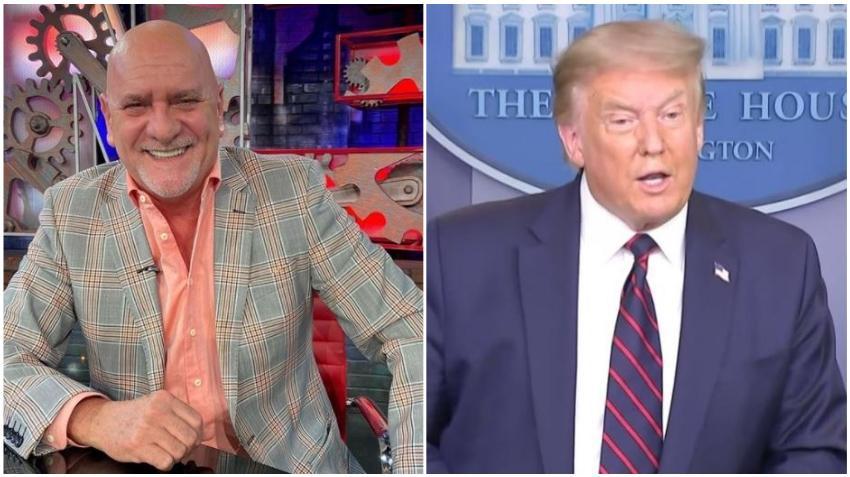 """Presentador cubano Carlos Otero dijo que votó por Trump: """"Votar por Cuba es votar por Donald Trump"""""""