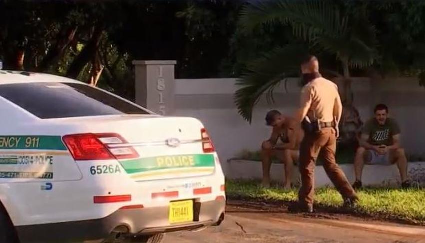 Investigan casa con cultivos de marihuana en el suroeste de Miami Dade