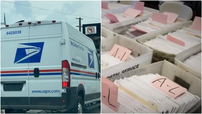 Arrestado un trabajador del correo por botar boletas electorales en un tanque de basura