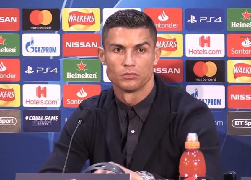 Cristiano Ronaldo da positivo al COVID-19