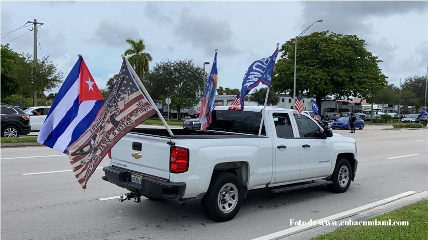Jóvenes cubanos en Miami Dade podrían definir las elecciones a favor de Trump en Florida