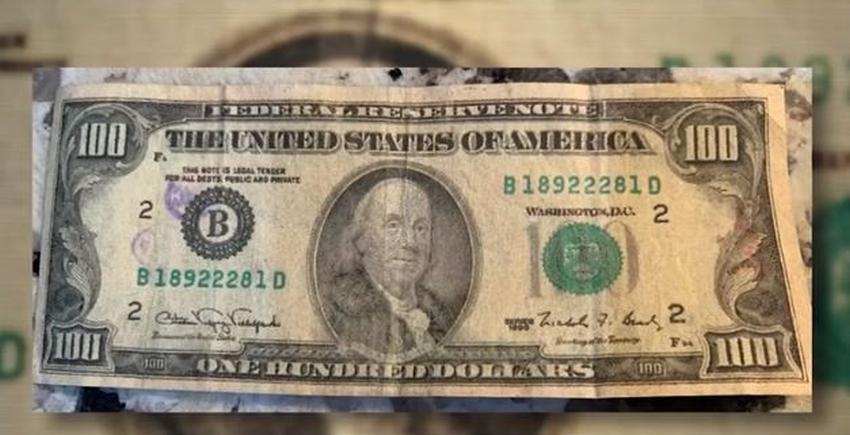Alertan sobre billetes falsos de $100 en partes de la Florida