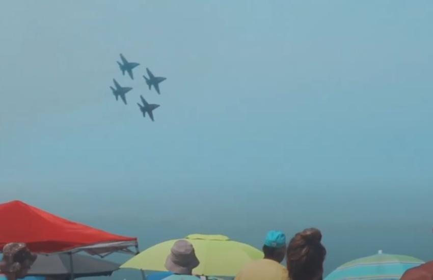 Espectáculo aéreo en Fort Lauderdale se realizará en noviembre