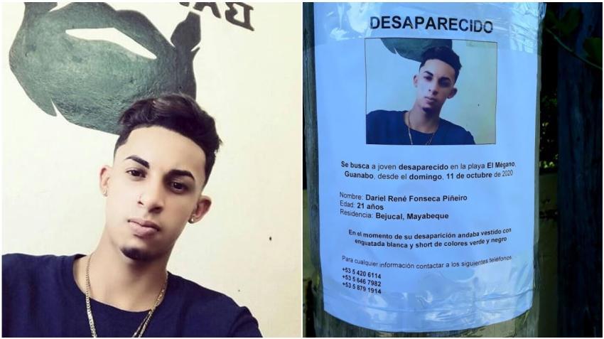 Buscan en La Habana a joven desaparecido en una playa de Guanabo