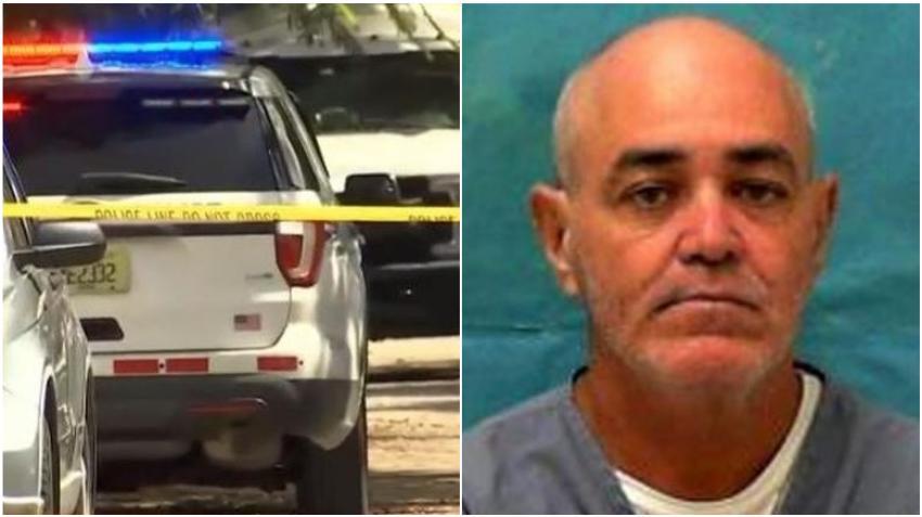 Exconvicto liberado de prisión en el 2017 es acusado de asesinar a anciano en un tranquilo vecindario de Miami