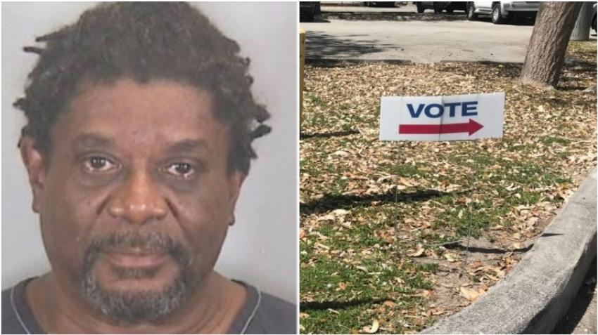 Hombre de Florida es acusado de fraude electoral tras pedir boleta por correo a nombre de su difunta esposa