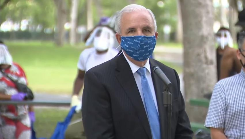 Congresista cubanoamericano de Miami Carlos Giménez da positivo al coronavirus