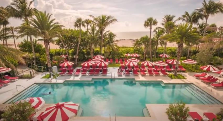 Hotel Faena en Miami Beach nombrado uno de los mejores de Estados Unidos