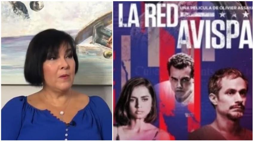 Exiliada cubana Ana Margarita Martínez demanda a Netflix en corte de Miami por la película La Red Avispa