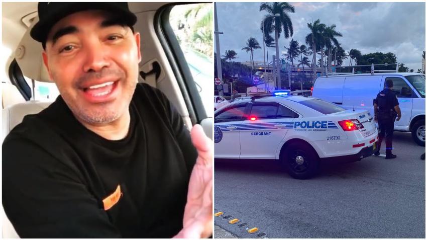 Manolín crítica a la policía de Estados Unidos por el uso de la fuerza