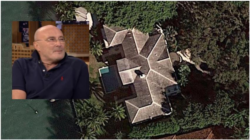 Phil Collins vende finalmente su casa en Miami Beach de 40 millones de dólares