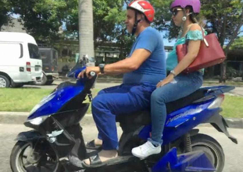 Tres personas detenidas en La Habana por supuestamente robar nueve motos eléctricas