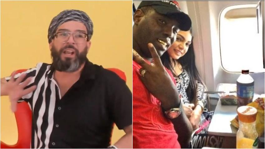 "Alexander Otaola a Chocolate MC: ""Eres una vergüenza"""