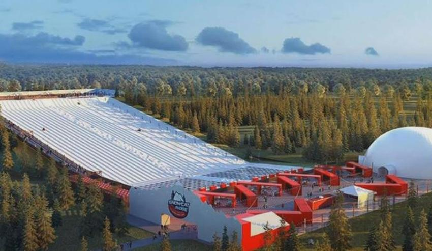 Primer parque de nieve en Florida comienza a vender entradas para la temporada