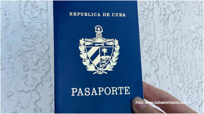El pasaporte cubano en Cuba costará más que el salario mínimo mensual en la isla