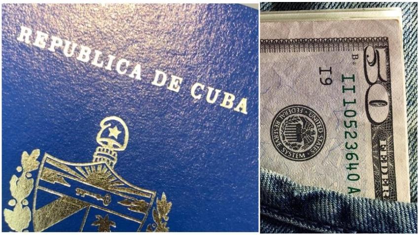 Funcionario del gobierno de Cuba asegura que una posible reducción del precio del pasaporte cubano está en discusión
