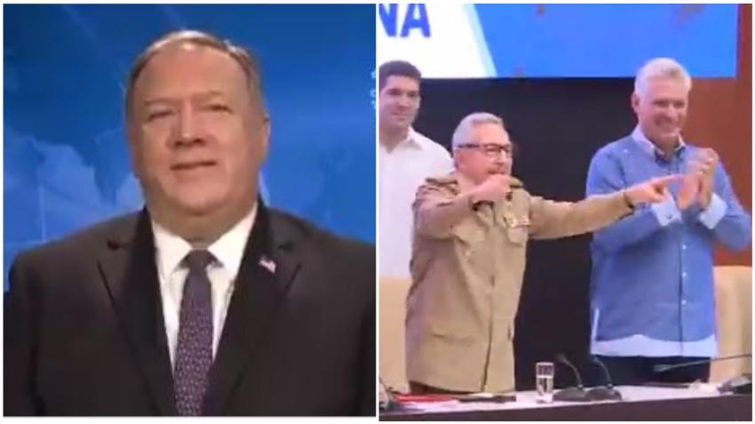 Secretario de Estado, Mike Pompeo, valora colocar a Cuba en la lista de patrocinadores del terrorismo