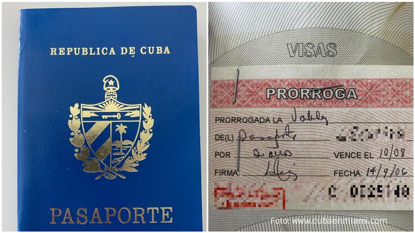 Gobierno de Cuba autoriza a los cubanos residentes en la isla viajar de regreso con pasaporte vencido y sin pagar prórroga