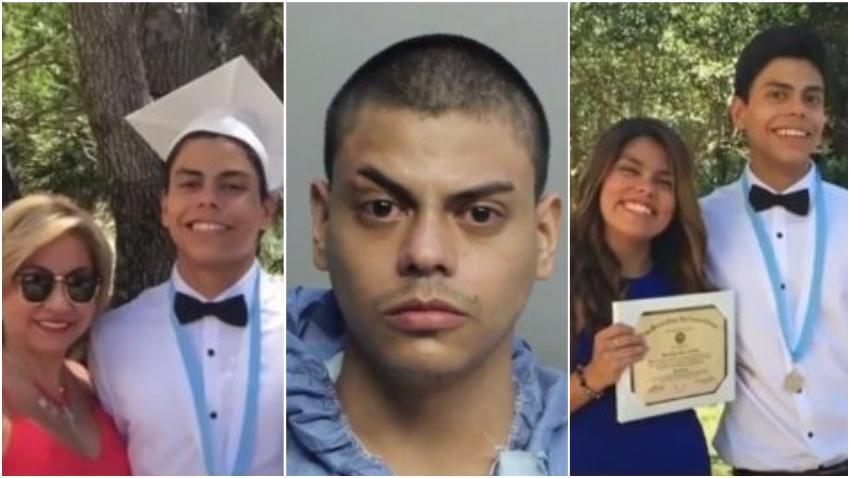 Tragedia en una vivienda de Miami: Joven asesina a su madre a puñaladas y hiere a su hermana